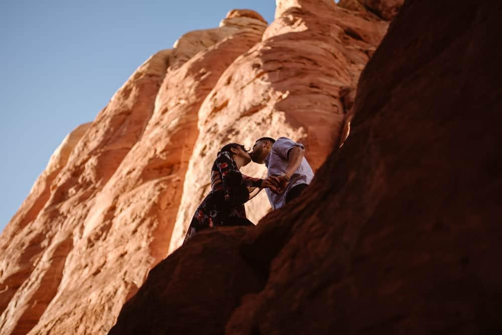 desert-engagement-session