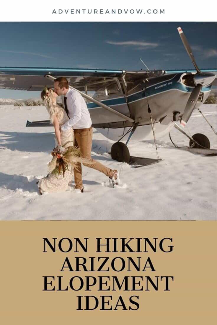 non-hiking-arizona-elopement-ideas
