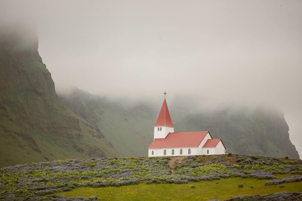 church-in-vik