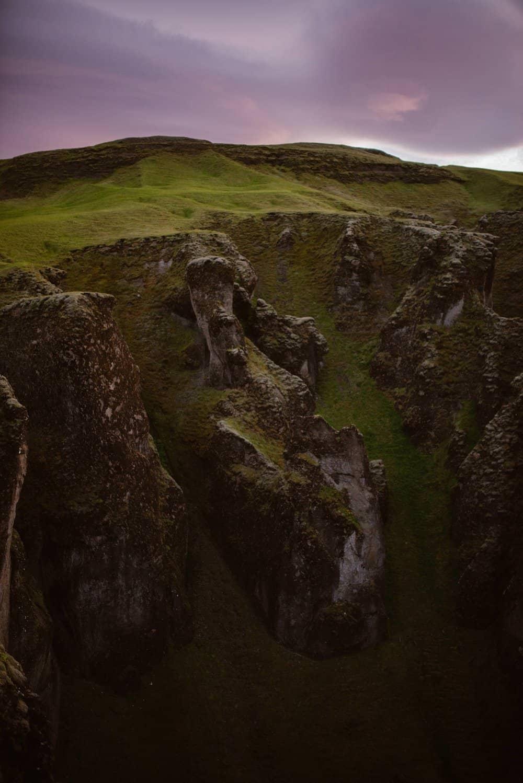 Fjaðrárgljúfur-Canyon-Iceland