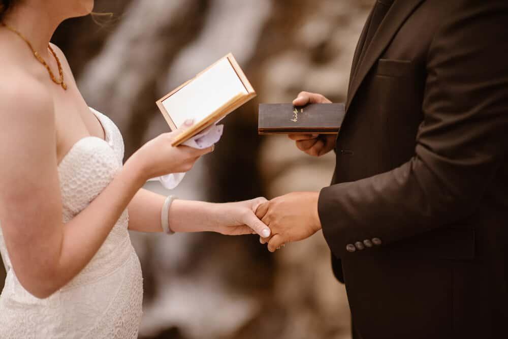 self-solemnizing-colorado-wedding