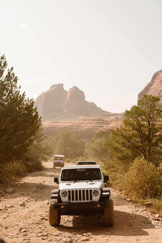 Jeep-Elopement