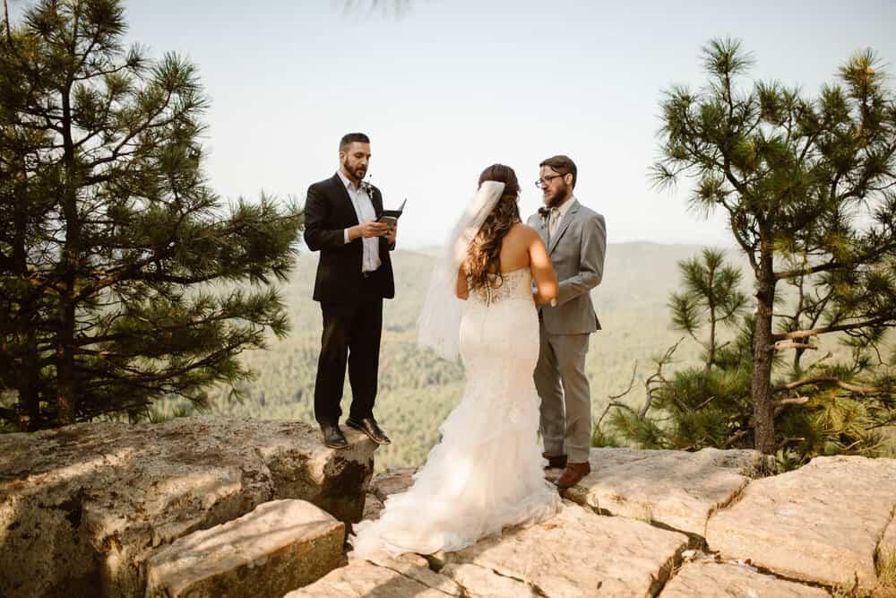 northern-arizona-forest-elopement