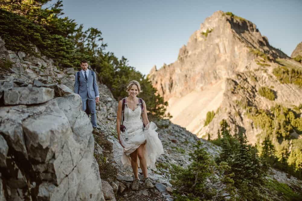 hiking-elopement