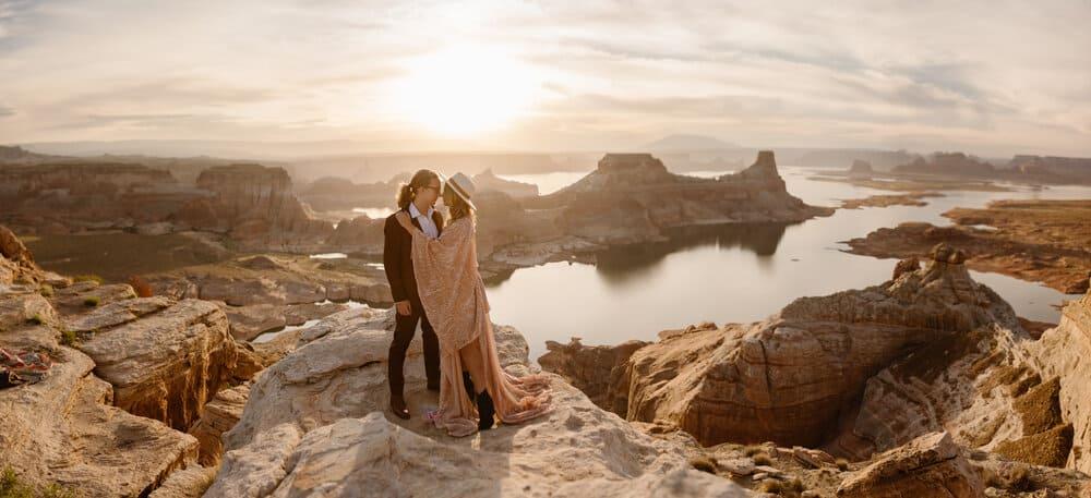 lake-powell-elopement