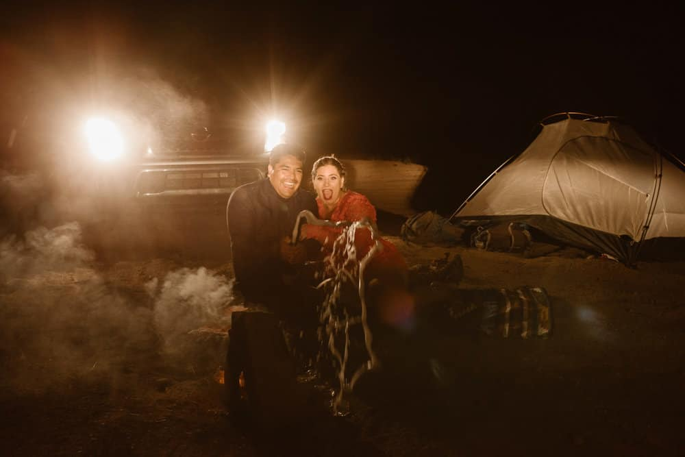 how-to-elope-in-a-slot-canyon