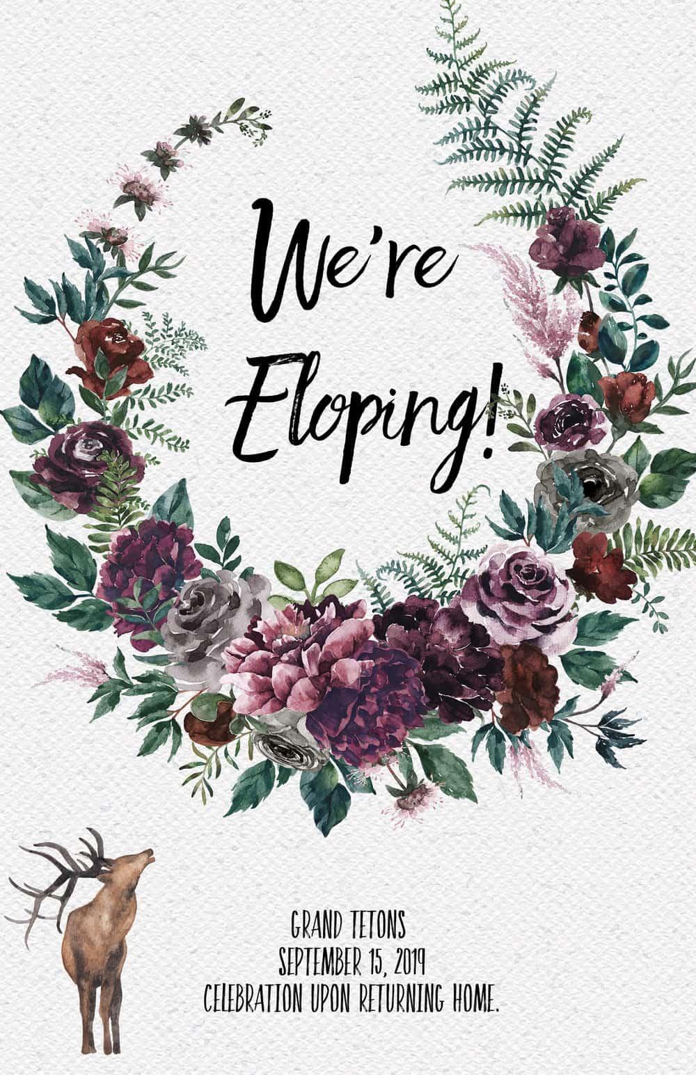 elopement-announcement
