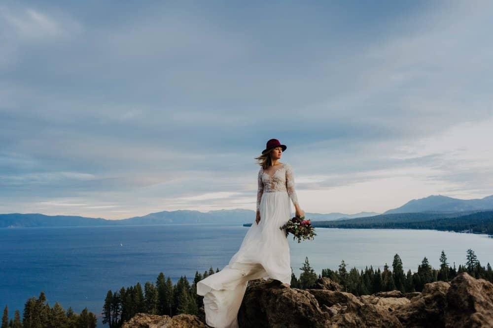 Elopement Wedding Dress rental