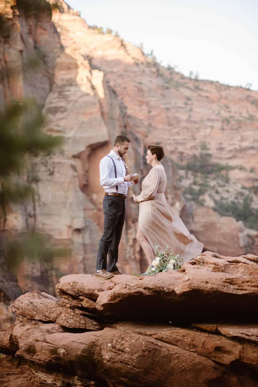 zion national park wedding - adventure + vow-14.jpg